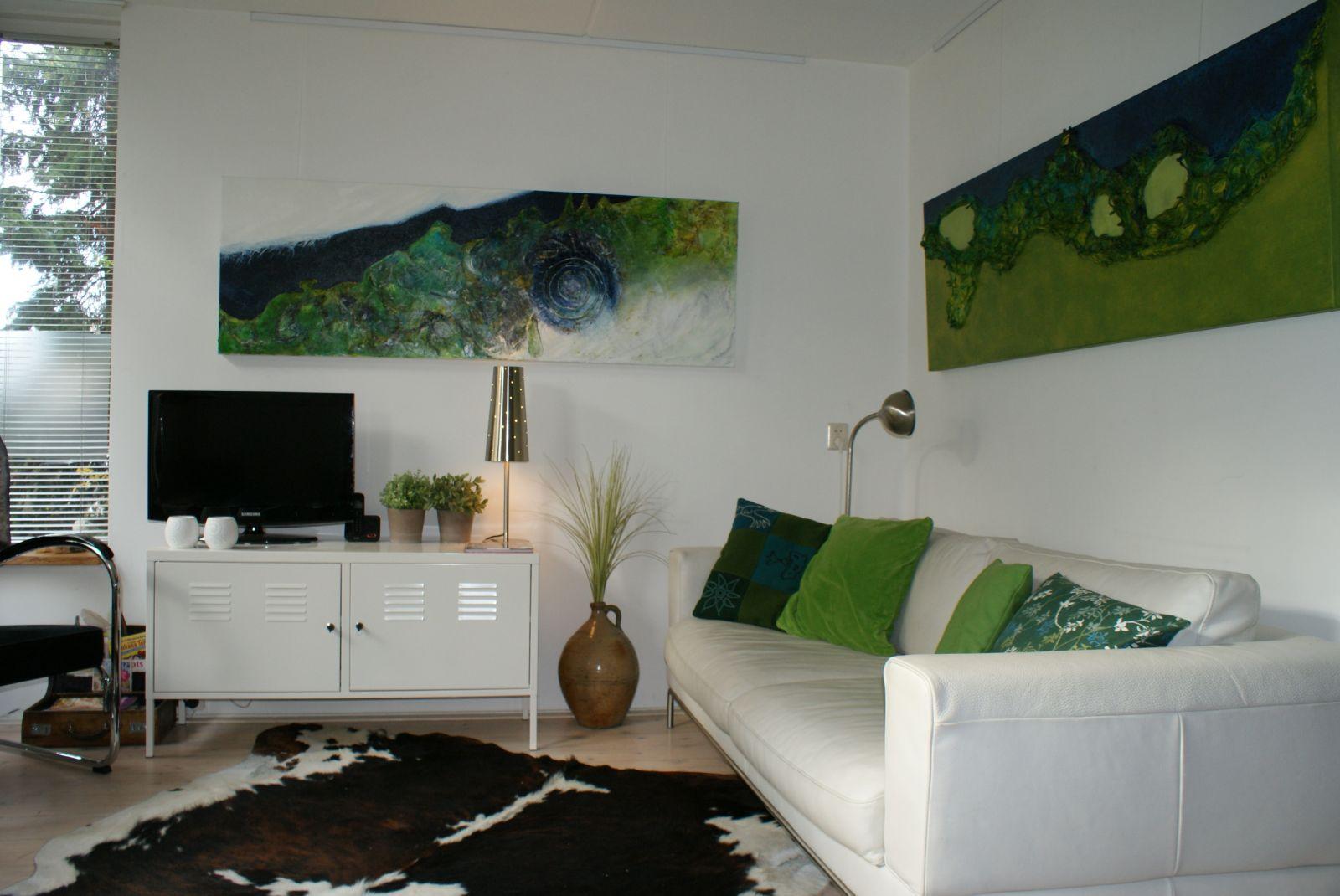 Els Vegter - Kunst in huis en bedrijf